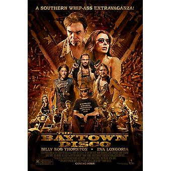 The Baytown Outlaws Movie Poster (11 x 17)