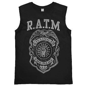 Amplified Rage Against The Machine Sleeveless