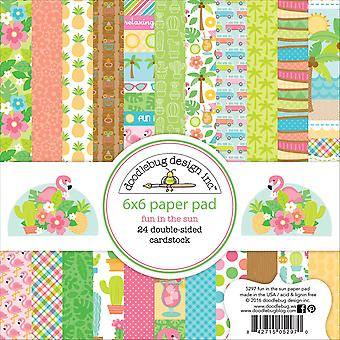 Doodlebug Double-Sided Paper Pad 6