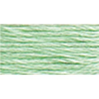 DMC 6-Strand Embroidery Cotton 100g Cone-Nile Green Light