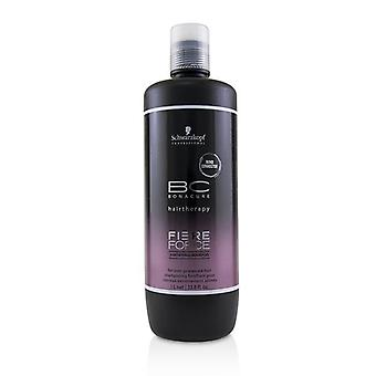 Schwarzkopf BC Fibre Force Fortifying Shampoo (For Over-Processed Hair) 1000ml/33.8oz