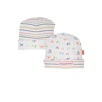 Magnificent Baby Magnetic Me™ Boy Reversible Hat