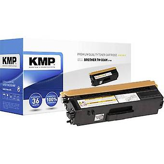 KMP Toner cartridge replaced Brother TN-326M, TN326M Compatible Magenta 3500 pages B-T63