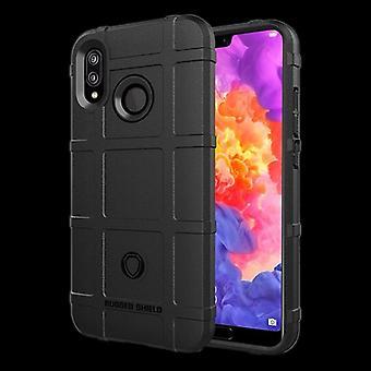 Für Xiaomi POCO Pocofone F1 Shield Series Outdoor Schwarz Tasche Hülle Cover Schutz Neu