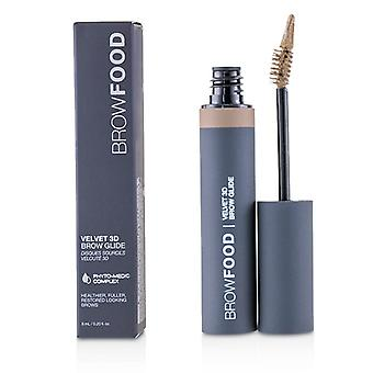 Lashfood Velvet 3D Brow Glide - # Dark Blonde - 6ml/0.2oz