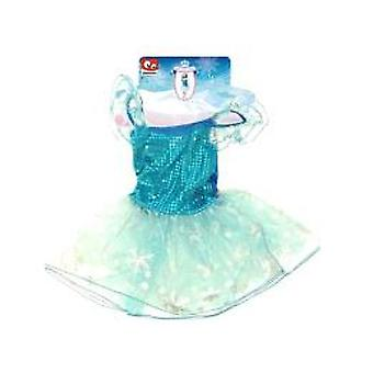 Ice princess dress 3-6 years