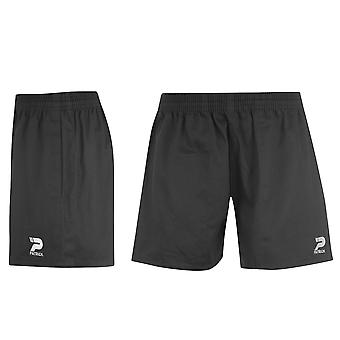 Patrick Kids Rugby Short Junior Lightweight Cotton Boys Sport Training Bottoms