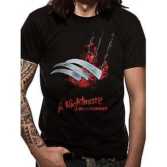NIGHTMARE ON ELM STREET-BLADES T-shirt