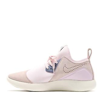 Nike Womens Lunarcharge Premium Low Top Lace Up Running Sneaker