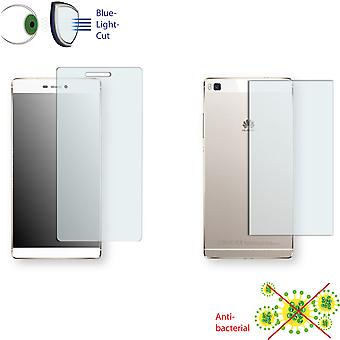 Huawei P8 display protector - Disagu ClearScreen protector (1 front / 1 rear)