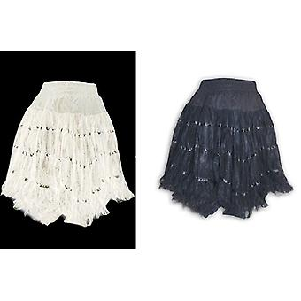 Luxury petticoat black or white high quality ladies of 80s ballerina skirt Gr. XS-XXL