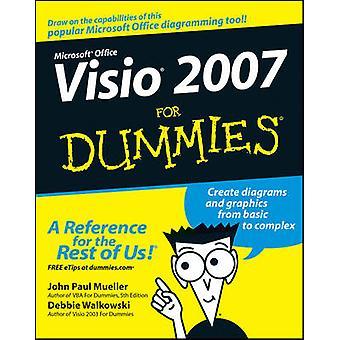 Visio 2007 For Dummies av John Paul Mueller - Debbie Walkowski - 9780