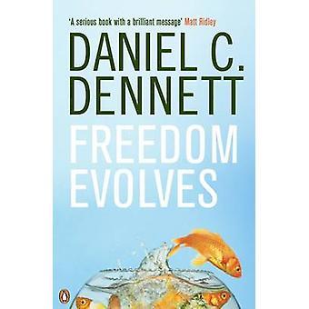 الحرية تتطور بدانيال دينيت جيم-كتاب 9780140283891