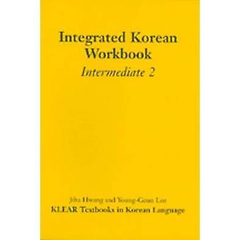 Korean intégrée - niveau intermédiaire - intermédiaire 2 - classeur par Ko