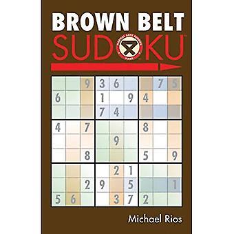 Bruine riem Sudoku (Martial Arts Sudoku) (Martial Arts Sudoku)