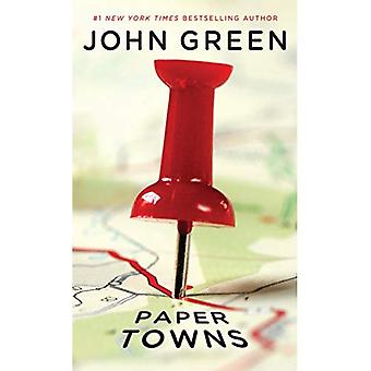 Paper Towns (Thorndike Press Large Print Literacy Bridge Series)