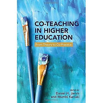 Co undervisning i høyere utdanning: fra teori til co praksis
