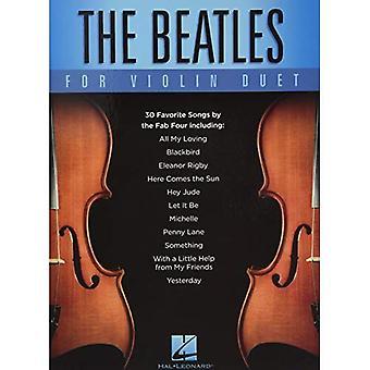 Viululle Duet Beatles