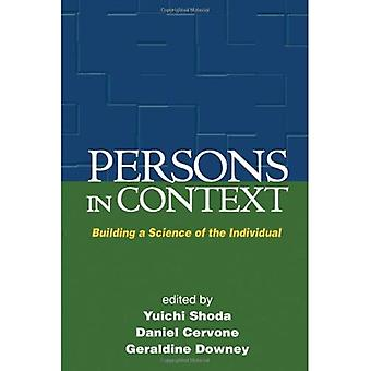Persons in Context: Building a Science of the Individual