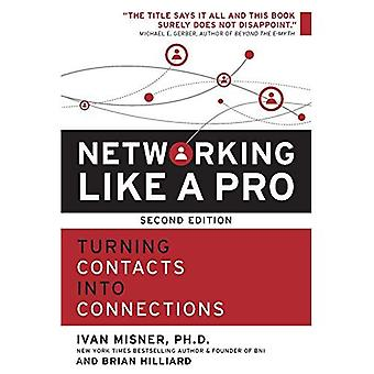 Networking Like a Pro: Turning Contacts into Connections