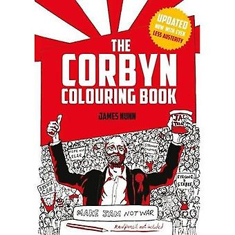 The Corbyn Colouring Book: #GE2017 Edition