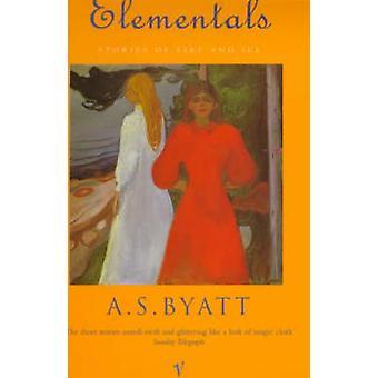 Élémentaires - histoires de feu et de glace par A. S. Byatt - Bo 9780099273769