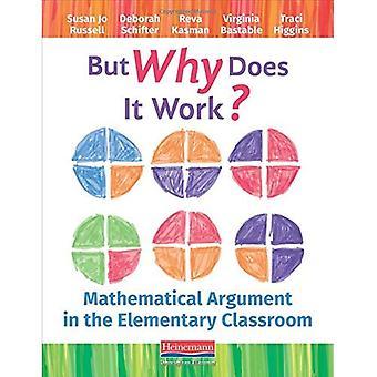 Ma perché funziona?: argomento matematica in classe elementare