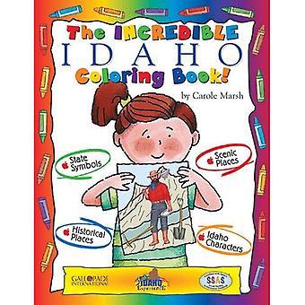 De ongelooflijke Idaho kleurboek!