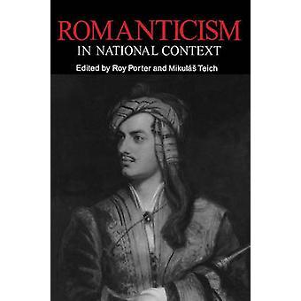 الرومانسية في السياق الوطني قبل بورتر آند روي