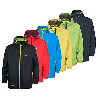 Trespass Boys Qikpac Waterproof Packaway Jacket