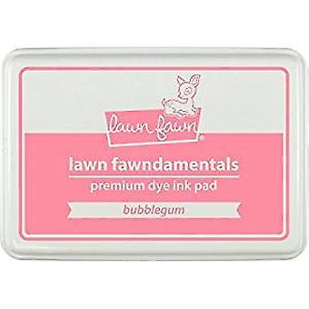 Lawn Fawn Premium Dye Ink Pad Bubblegum (LF1388)