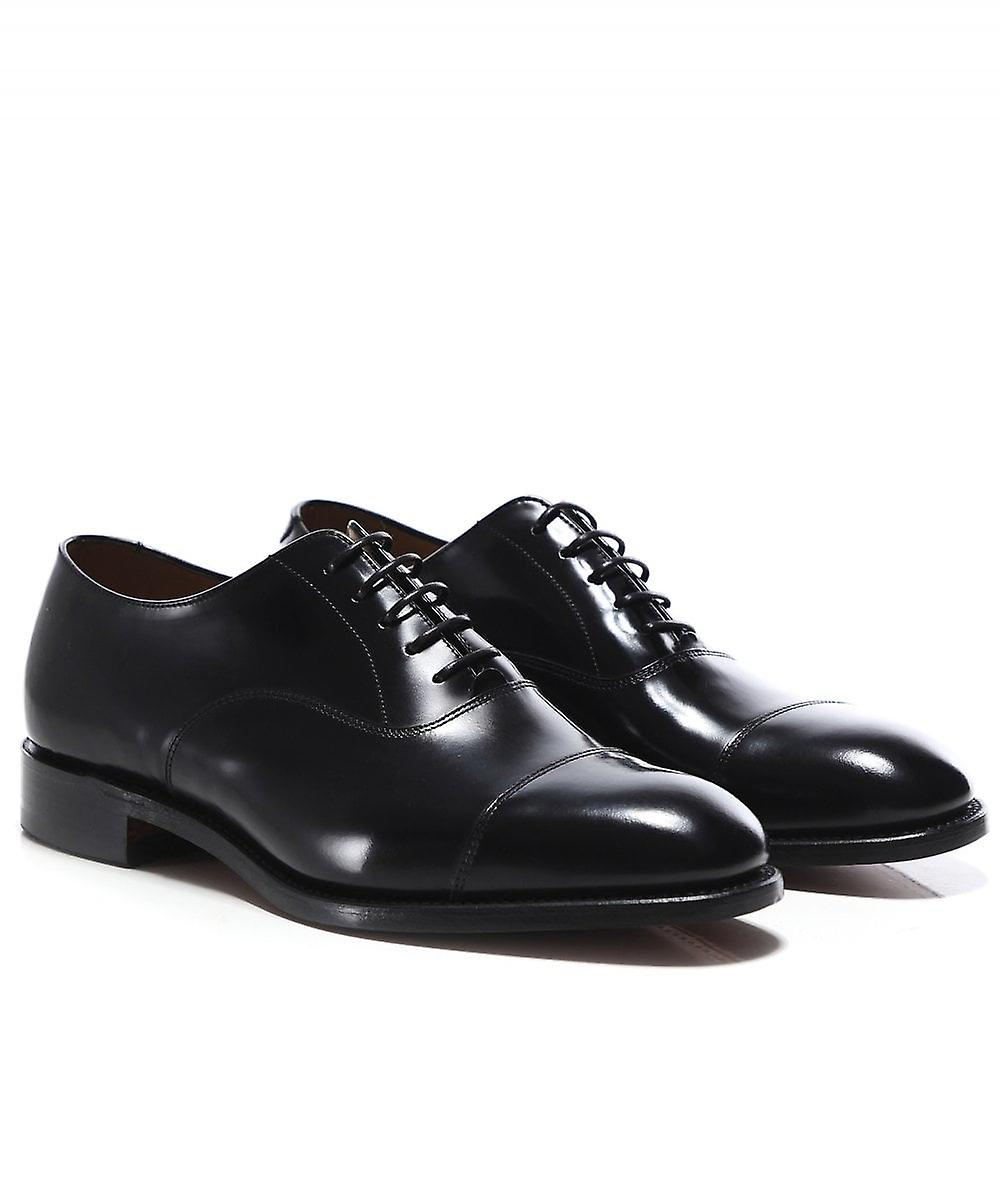 Loake Polished Leather Oxford chaussures