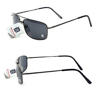 Detroit Tigers MLB occhiali da sole polarizzati con montatura in metallo