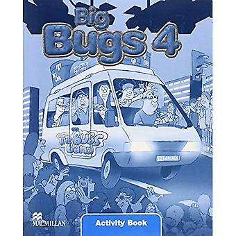 Big Bugs: Activity Book: Level 4