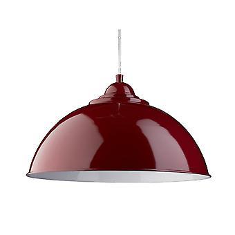 Sanford pojedynczy wisiorek z metalu cieniu czerwony - reflektor 8140RE