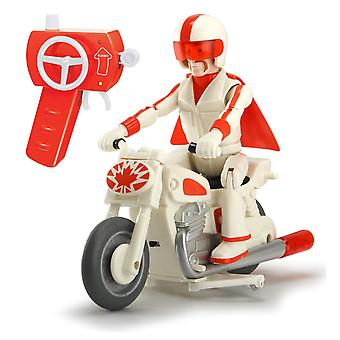 Disney Toy Story 4 RC Duke Caboom Motorcycle Remote Control Toy
