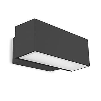 Wall Fixture Afrodita 36 X Led 39w  Urban Grey