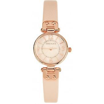Anne Klein Ladies Watch cuir 10-9442RGLP
