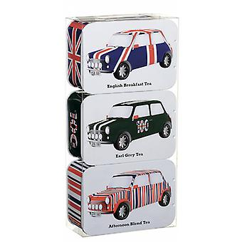 Heritage cars tea tin gift pack (jfcarset) by british heritage cars™