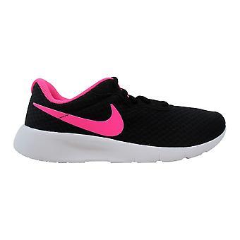 Nike Tanjun Черный / Гипер розовый-белый 818384-061 Класс-школа