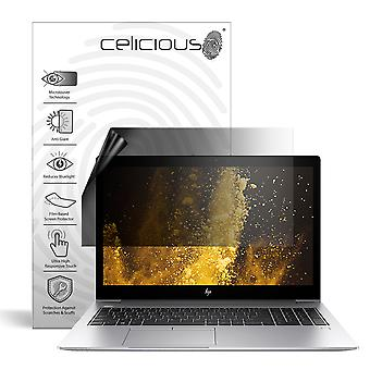 Celicious Privacy Lite 2-Way Anti-Glare Anti-Spy Filter Screen Protector Film Compatible with HP EliteBook 850 G5 (Non-Touch)