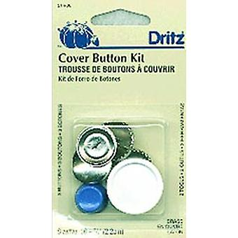 Cover Button Kits Size 36 7 8
