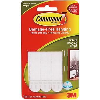 Command Medium Picture Hanging Strips .5