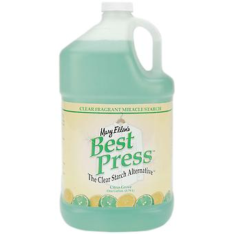 Mary Ellen's Best Press Refills 1 Gallon Citrus 600G 38
