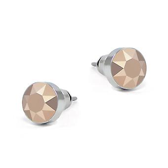 Rose Gold Swarovski Ohrringe EMB8.8