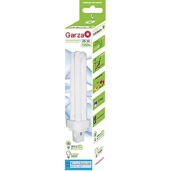 Garza Biax 26W bulb G24D-3 Cold Light 1550Lm 2Pin 40K