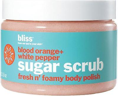Bliss Blood Orange + Pepe Bianco Zucchero Scrub