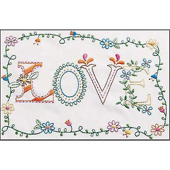 Love Embroidery Kit-8