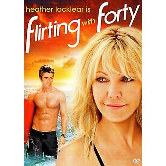 Flirting with Forty Movie Poster (11 x 17)