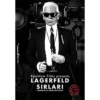 Lagerfeld Confidential Movie Poster (11 x 17)